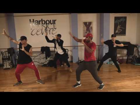 Usher - Nice and Slow (live) | Navid Charkhi Choreography