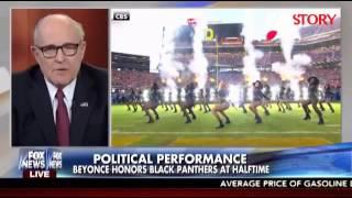 Fox & Friends attacks Beyonce's Super Bowl performance