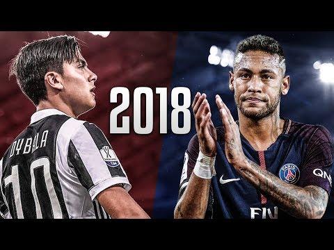Paulo Dybala vs Neymar Jr. 2018 - Skills & Goals | HD - Thời lượng: 9 phút, 42 giây.