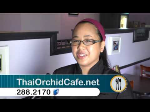 Only Downtown's What's for Lunch?  We visit the Thai Orchid Cafe in downtown Lexington.