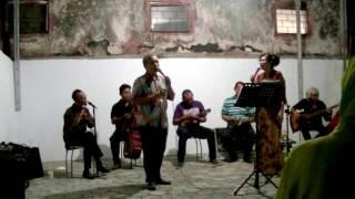 Keroncong JANGAN ADA DUSTA DIANTARA KITA  (live ) Bambang Soemardiono