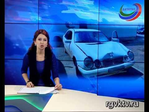 Сбивший женщину с ребенком в Махачкале водитель задержан - МВД (видео)