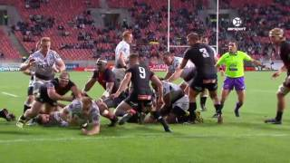 Kings v Sharks Rd.12 Super Rugby Video Highlights 2017