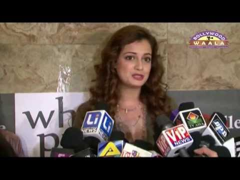Dia Mirza Unveiled B For Braille - A Musical Short