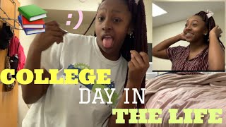 College Day in the Life | TiffanyFelise