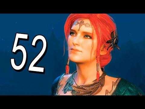 ЛЮБОВНАЯ ЛИНИЯ С ТРИСС! - [Ведьмак 3: Дикая Охота] #52