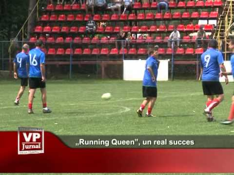 """Running Queen"", un real succes"