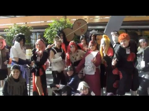 Naruto Invasion @ Youmacon 2012 / Sat Part 1 - shot by Cosplayer Nation