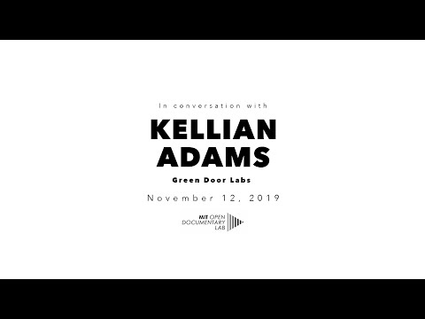 In Conversation with Kellian Adams