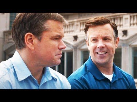 Downsizing Trailer 2017 Matt Damon Movie - Official