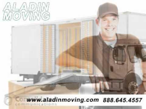 Aladin Moving