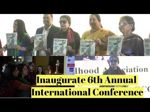 Shabana Azmi | Inaugurate | 6th Annual International Conference
