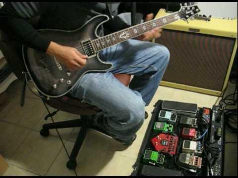 Hirajoshi – Japanese Scale – Guitar