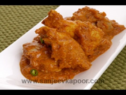 Chicken Ghassi (South Indian Chicken Curry)