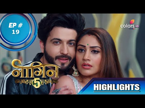 Naagin 5 | नागिन 5 | Episode 19 | Jay Makes A Deal With Sakura