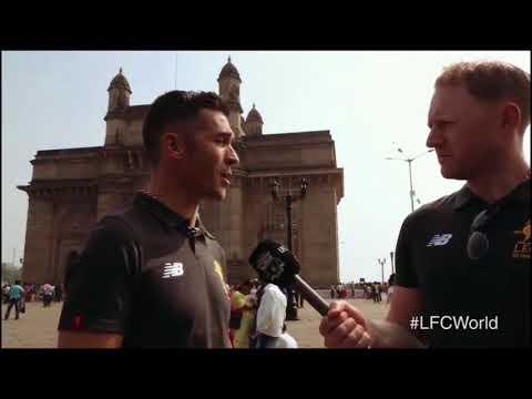 Luis Garcia LFC World Mumbai