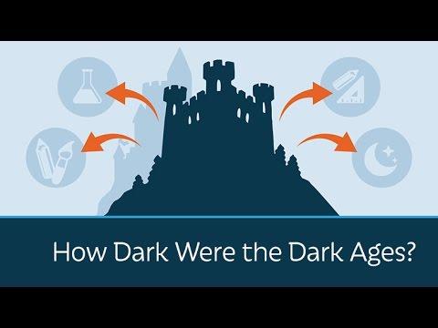 Byl středověk skutečně temný?