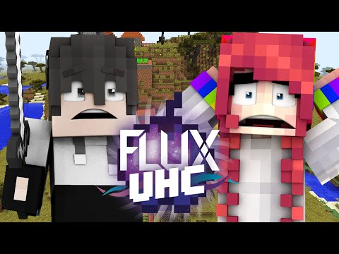 PEOPLE ARE HERE!! // FluxUHC S7 // Ep7