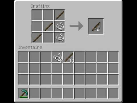 comment construire une canne a peche en bois