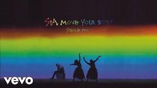 """Sia, estrena """"Move Your Body"""""""