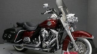 3. 2010  HARLEY DAVIDSON  FLHRC ROAD KING CLASSIC  - National Powersports Distributors