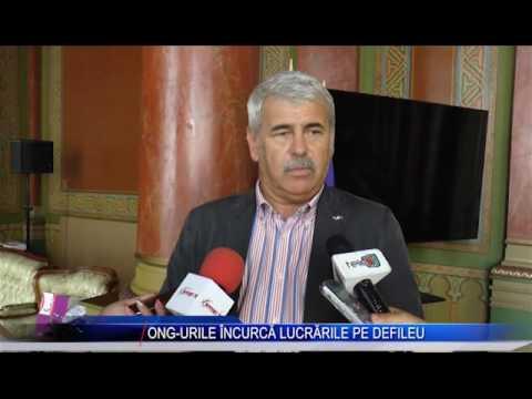 ONG-URILE ÎNCURCĂ LUCRĂRILE PE DEFILEU