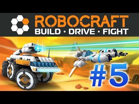 Robocraft - #5 - нужна переделка