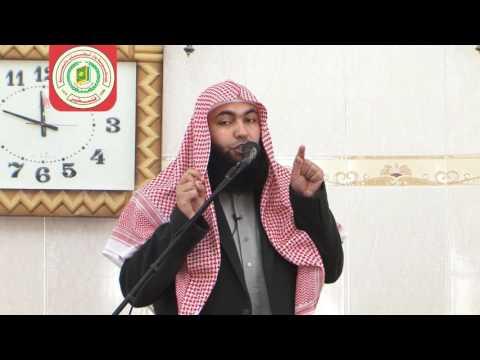 حلب : ألم و أمل - مسجد البخاري - الشيخ / أسامة اللحوح