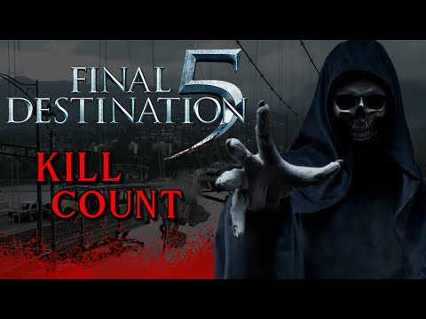 Final Destination 5 (2011) - Kill Count S05 - Death Central