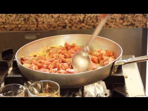 alta cucina (facile), stupire gli ospiti:pasta alla chitarra al salmone!