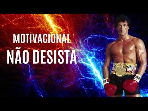 Motivacional Não Desista - Rocky Balboa - HD