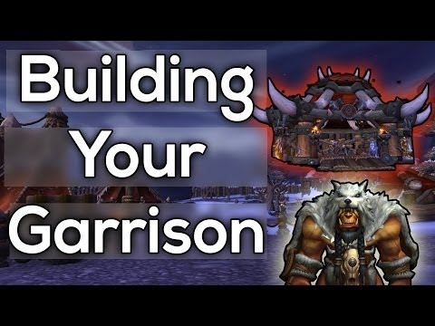 garrison - A quick video on the process of founding your garrison and the initial steps towards progressing it. ○I Stream on Twitch.tv! - http://bit.ly/BellularTwitch ○...