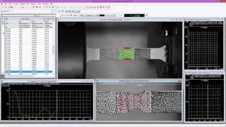 Corrélation d'images avec TEMA DIC