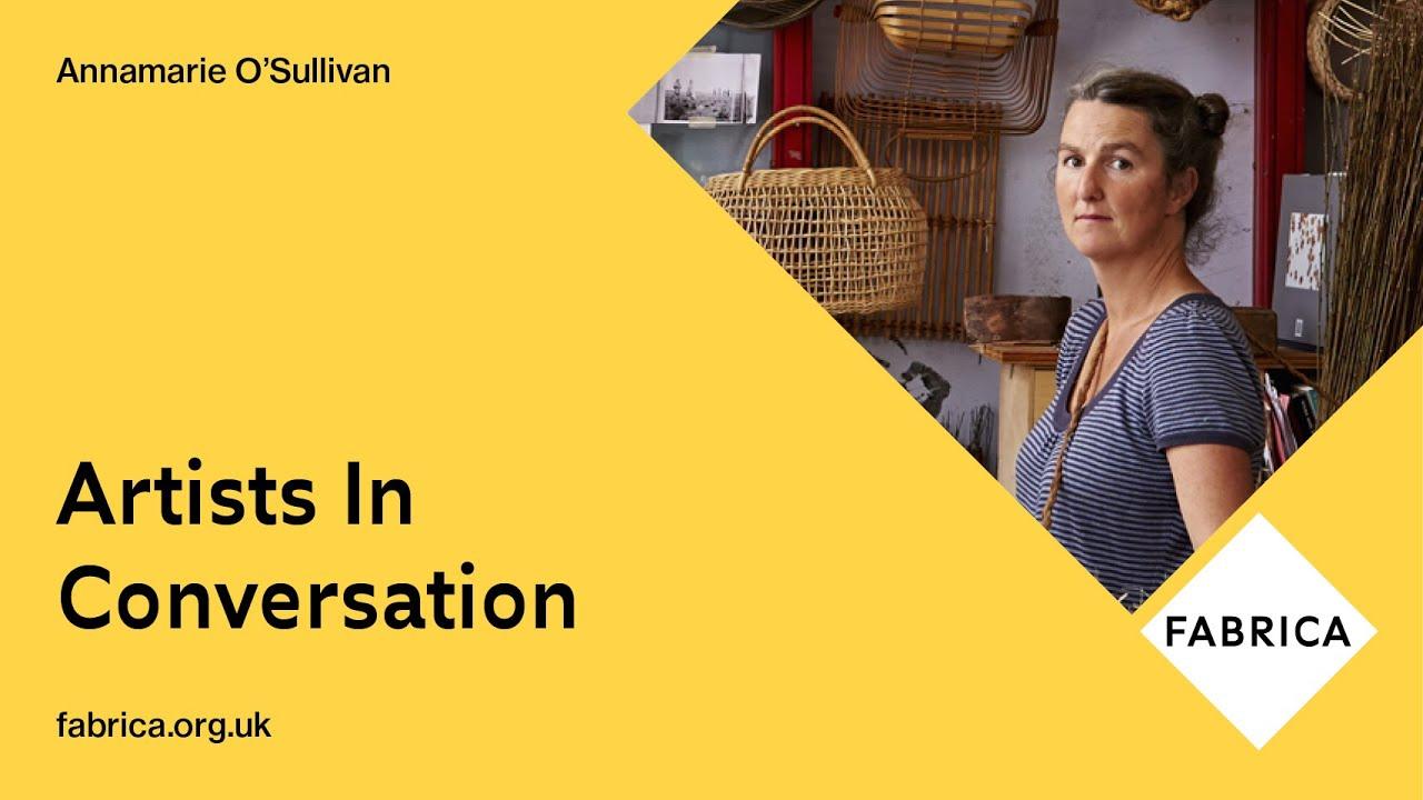 Annemarie O'Sullivan – Artist Talk