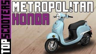7. Honda Metropolitan Scooter