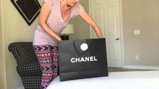 """Chanel """"Edgy Bag"""" Unboxing"""