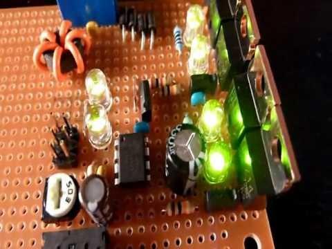 DIY 70W Class D Power Amplifier
