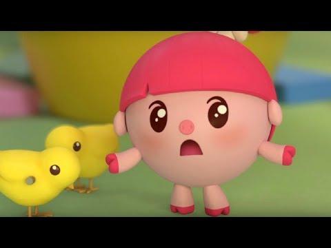 Малышарики - Мелок - серия 80 - обучающие мультфильмы для малышей 0-4 (видео)