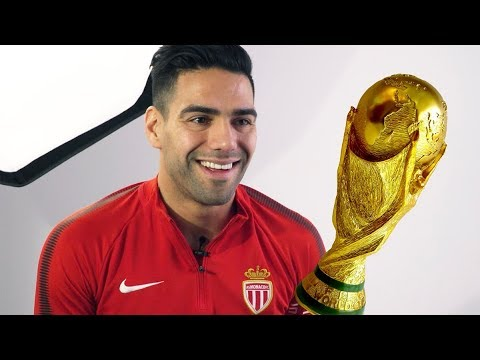 "L'interview ""téléphone"" de Radamel Falcao ! - AS MONACO"