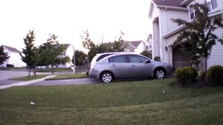 Getting Better At Flying My Father's Day Gift, The AR Parrot Drone