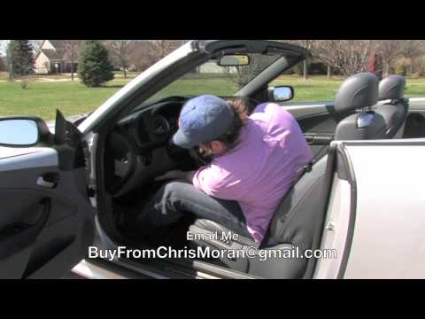 Saab 9-3 Aero Convertible–Video Test Drive and Review by Chris Moran from Chicago Motor Cars