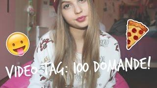 VIDEO TAG 100 DOMANDE||WorldOfChiara