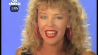 Kylie Minogue - The Loco-Motion music video