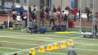 3. Akron Track Boys Heat (2) 1000 at Spire Indoor 2/13/15