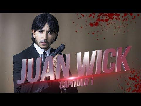 JOHN WICK MEXICANO - LA PELÍCULA - JUAN WICK - Changovisión (Parodia John Wick)