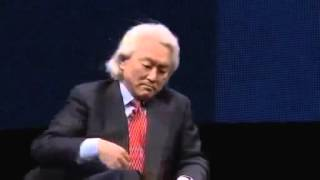 Frustrated in Debate Dr. Michio Kaku Admits America Has A Secret Super Weapon