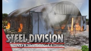 Enjoyed the video? Here's some more! ► https://goo.gl/vHwUWjSteel Division: Normandy 44 Playlist! ► https://goo.gl/uuBRTmYou can now support the channel on Patreon! ► https://www.patreon.com/vulcanhdgaming-----------------------------------------------------------Hangers Are Burning! Steel Division: Normandy 44 Gameplay (Carpiquet - Duellists, 1v1)-----------------------------------------------------------Hey guys,I have another replay today sent in by NaClSalt where he is playing ranked as the 2nd Infantry. Up against the 3rd Fallschirmjager, he shows us how to play well against them.Contact Me!Twitch: http://www.twitch.tv/vulcanhdgamingTwitter: https://twitter.com/vulcanhdgamingFacebook: https://www.facebook.com/vulcanhdgamingSteam: http://steamcommunity.com/groups/vulcanhdgamingPatreon: https://www.patreon.com/vulcanhdgamingPlayer.me: https://player.me/vulcanhdgamingMusic used: End Game by Per Kiilstoftehttps://machinimasound.com/music/end-gameLicensed under Creative Commons Attribution 4.0 International(http://creativecommons.org/licenses/by/4.0/)