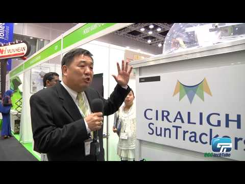 Hogo Kankyo Greenproducts: Ciralight Suntracker