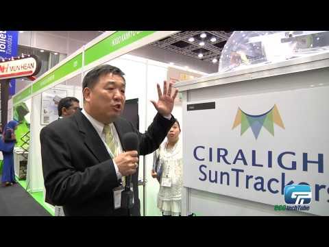 Hogo Kankyo Greenproducts: Ciralight Suntracker
