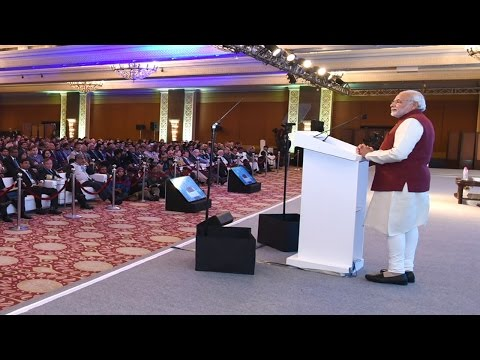 PM's speech at opening session of the Second Raisina Dialogue